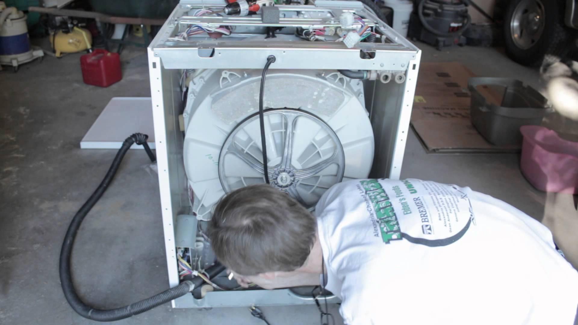 İndesit Çamaşır Makinesi Çok Ses Çıkartıyor
