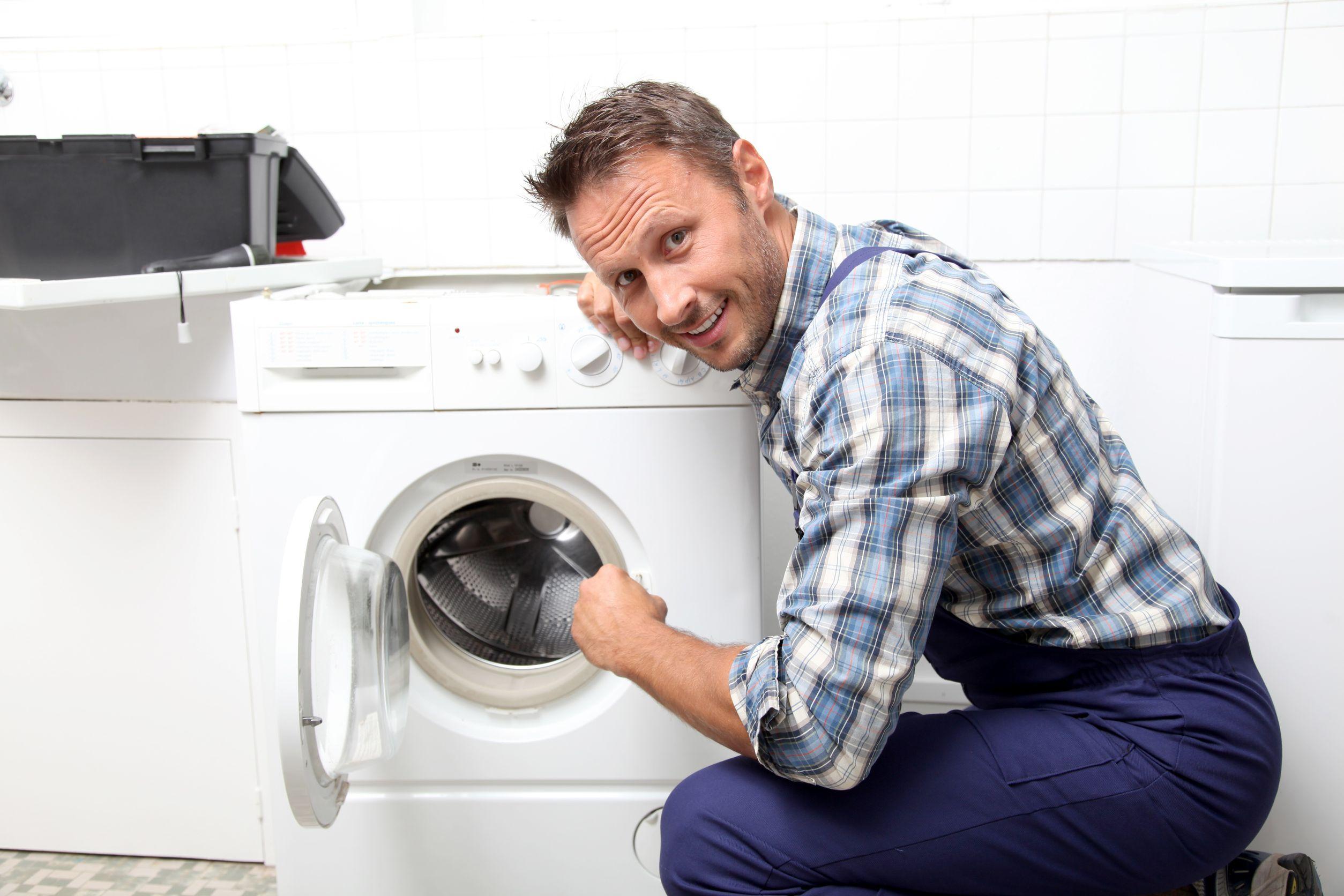İndesit Çamaşır Makinesi Durmuyor